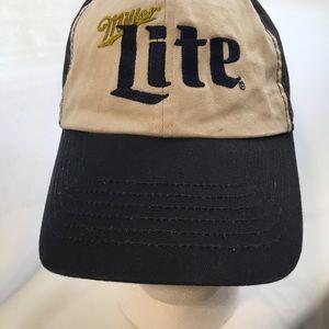 a9c634bb1578a Accessories - Miller lite authentic Headshots KC CAPS SnapBack